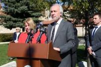 MACARISTAN - Başkan Kamil Saraçoğlu Açıklaması Kütahya Kossuht Müzesi, Türk-Macar Dostluğunun Simgesidir