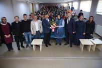 BİLGİ EVLERİ - Başkan Karabacak, Kariyer Günleri'nde Öğrencilerle Bir Araya Geldi
