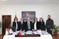 MESUT ÖZAKCAN - Başkan Özakcan'ı Sempozyuma Davet Ettiler