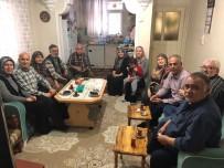 UMRE - Başkan Yaman'dan Umreden Gelen Vatandaşlara Ziyaret