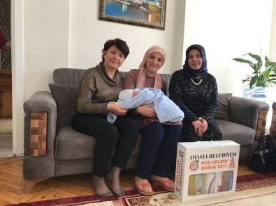 Belediyeden 'Hoş Geldin Bebek' Projesi