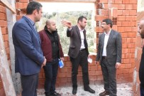 HAZİRAN AYI - Belenyenice Mahallesinde Çok Amaçlı Salon Hızla Yükseliyor