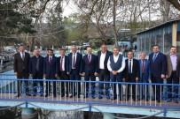 YAŞAR İSMAİL GEDÜZ - Berk Mersinli'den Gölmarmara Çıkarması