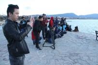 YEŞILDAĞ - Beyşehir Gölü'nde Bahar Yoğunluğu