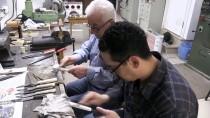 KARBON - Boynuz Ve Çeliği Sanata Dönüştürüyorlar