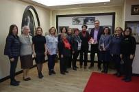 BUCA BELEDİYESİ - Bucalı Kadınlar Nutuk Okudu