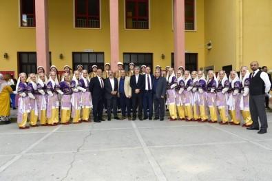 Büyükşehir Halk Oyunlarında Adana Şampiyonu