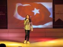SAĞLIK MESLEK LİSESİ - Çözüm Koleji'nde İstiklal Marşı'nı En Güzel Okuma Yarışması Yapıldı