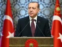 Cumhurbaşkanı Erdoğan: Afrin'e girdik giriyoruz...