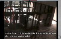 TERÖR SALDIRISI - DEAŞ'lı Teröristlerin Bayramapaşa'daki AVM'ye Patlayıcıları Yerleştirme Görüntüleri İddianameye Girdi