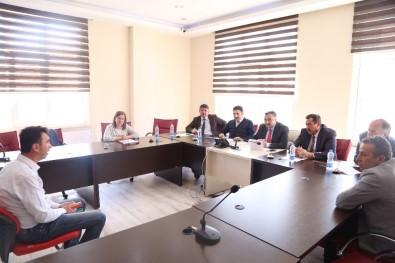 Develi Belediyesinde Taşeron İşçilerine Sözlü Sınav Yapıldı