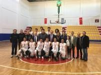 ALTINŞEHİR - Diyarbakır'da Basketbol Müsabakaları Tamamlandı