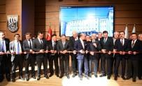 EROL AYYıLDıZ - DTO, AYTO'nun Hizmet Binasının Açılışına Katıldı