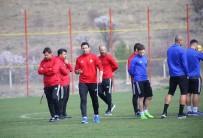 ORDUZU - E.Yeni Malatyaspor'da Trabzonspor Maçının Hazırlıkları Başladı