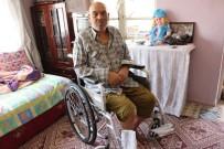 DIYABET - Engelli Adamın Yüzü Yunusemre İle Güldü