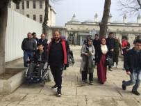YEREBATAN SARNıCı - Engelli Memur Adaylarına Moral Gezisi