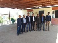 AHMET GENCER - Erdoğan Besni'de Ve Köylerde İncelemelerde Bulundu