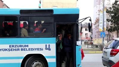 Erzurum'da 180 Kaçak Göçmen Yakalandı