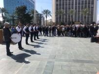ANMA ETKİNLİĞİ - Erzurum'un Kurtuluşu İzmir'de Kutlandı