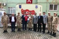 SINIR GÜVENLİĞİ - ESKKK Ve TÜMSİAD'dan Afrin'deki Mehmetçik'e Destek