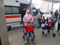 MUSTAFA BÜYÜKYAPICI - Evlerine Gidenler Teker Teker Hastaneye Getirildi