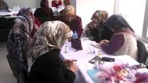 MALİYE BAKANI - FETÖ Binası Kadınlar İçin Yaşam Merkezi Oldu