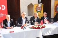ALIM GÜCÜ - 'Gastronomi Şehri Antakya' Bilgilendirme Toplantısı Düzenlendi
