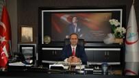 BİZ DE VARIZ - Gaziantep İl Sağlık Müdürü Turgut'tan Tıp Bayramı Mesajı