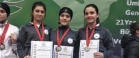 BRONZ MADALYA - Gaziosmanpaşalı Sporculardan Karatede Büyük Başarı