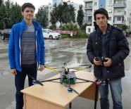 GENÇ MUCİTLER - Genç Mucitler Kendi Drone'nunu Yaptı