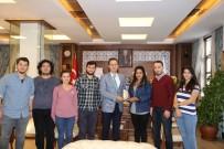 TELEKONFERANS - 'GTU Uzay Takımı' ABD'de Türkiye'yi Temsil Edecek