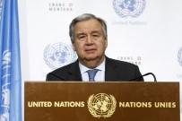 ÇATIŞMA - Guterres Açıklaması 'Ateşkese Rağmen Doğu Guta'da Çatışma Yoğunlaştı'
