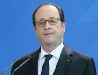 LE MONDE - Hollande: Türk uçaklarının uçuşuna izin verilmesin