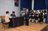 KADIR BOZKURT - İnönü'de İstiklal Marşının Kabulünün 97'Nci Yıl Dönümü Programı