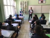 KERVAN - İŞKUR Danışmanlarından Okullara Ziyaret