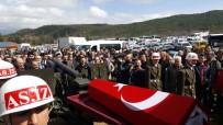 ŞERIF YıLMAZ - Şehit Uzman Çavuş Koç son yolculuğuna uğurlandı
