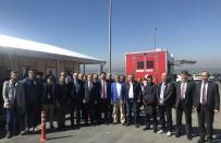 İBRAHIM YıLMAZ - İstanbul Büyükşehir Belediyesi 50 Avukat Ve Çalışanlarıyla Silivri'de