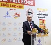 HALK EKMEK - İstanbul Halk Ekmek'in Yeni Ürünü 'Minnak' Bebe Bisküvisi