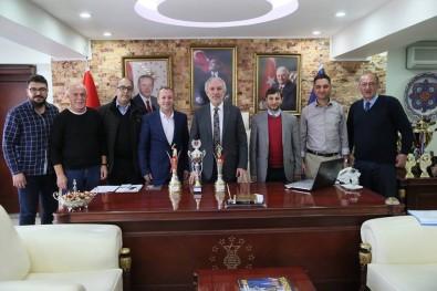 Kamil Saraçoğlu Açıklaması Şampiyon Olan Takımlarımızı Tebrik Ediyor, Başarılarının Devamını Diliyorum
