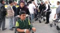 TAŞIMALI EĞİTİM - Karacasu Belediye Başkanı Büyükyapıcı Açıklaması 'Durumu Ağır Öğrenci Yok'