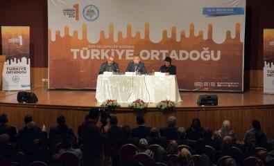 Kdz. Ereğli'de Türkiye Ve Ortadoğu Konferansı