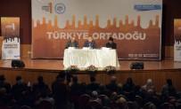 ATATÜRK ANITI - Kdz. Ereğli'de Türkiye Ve Ortadoğu Konferansı