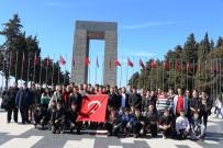 SIMÜLASYON - Kılavuzgençlik Öğrencileri Zaferin 103. Yılında Çanakkale'de