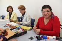 KONYAALTI BELEDİYESİ - Konyaaltı Belediyesinin, Kadın Sanat Lokali Kurslarına Büyük İlgi