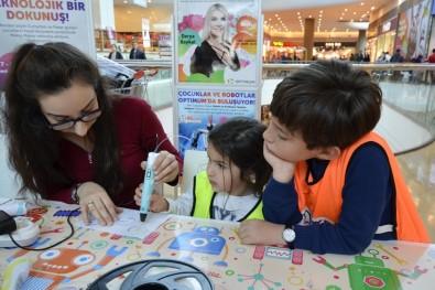 Maker Teknoloji Atölyesi Dahi Çocukları Bekliyor
