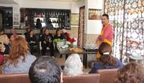 DUBAI - Marmarisliler Peynir Atölyesine Yoğun İlgi Gösterdi