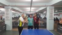 SEDAT BÜYÜK - Masa Tenisinde Namağlup Şampiyon Oldu