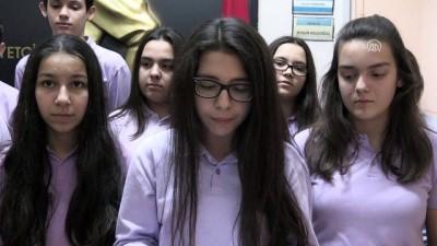 Mehmetçik Vakfı'ndan Minik Öğrencilere Teşekkür