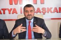 ÜLKÜCÜ - MHP İl Başkanı Avşar'dan Kurultaya Davet