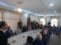 MILAT - Milletvekili Erdem Malatya'da Muhtarlar İle Bir Araya Geldi